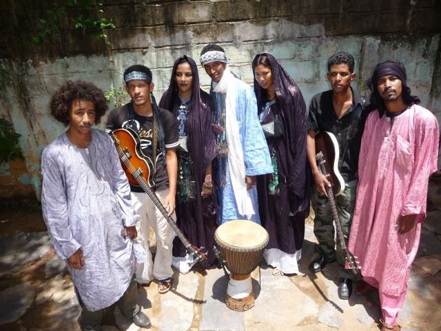 Na festiwalu Ethnoport wystąpi m.in. grupa Tamikrest z Mali.