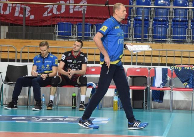 Siatkarze Stali Nysa po powrocie do PlusLigi wygrali tylko jeden mecz.