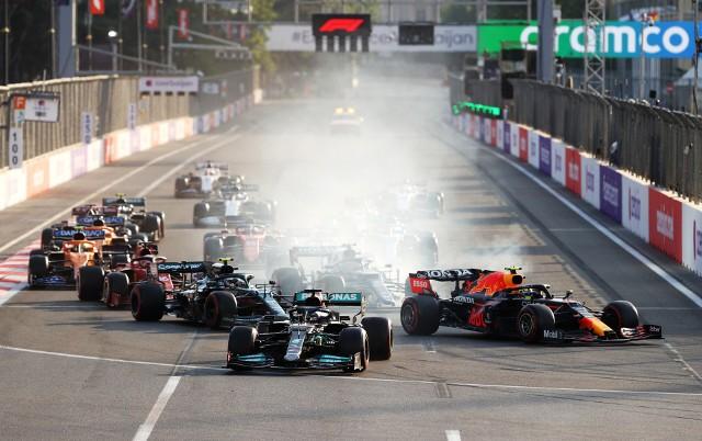 Kubica zrobił swoje w Le Castellet, w Baku emocje zapewniły eksplodujące opony