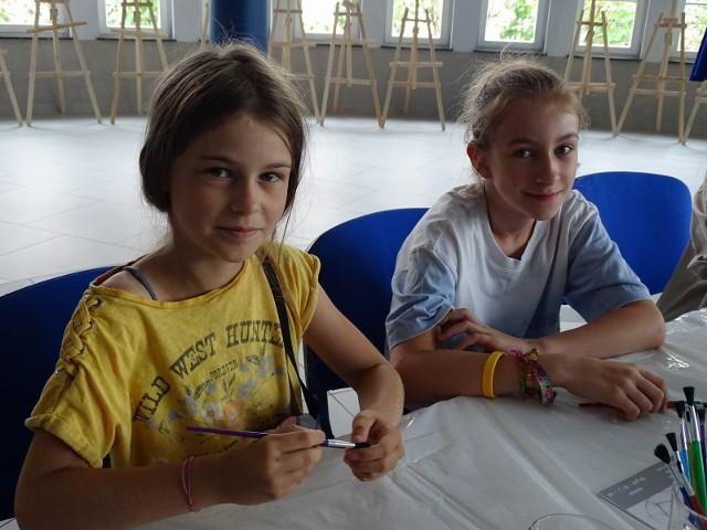 Seans filmowy i wakacyjne warsztaty dla dzieci odbyły się w kinie Rondo w Chełmnie