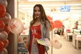 Otwarcie nowego sklepu Kik w Kielcach z... Miss [WIDEO, zdjęcia]