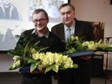 Ignacy Karpowicz i Jan Leończuk. Nagroda literacka im. W. Kazaneckiego. (zdjęcia)