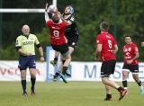 Master Pharm Rugby Łódź. Dwa mecze sezonu zasadniczego, a potem gra o medale