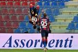 Liga włoska. Pierwszy gol Arkadiusza Recy dla Crotone. Efektowne salto jako cieszynka [WIDEO]