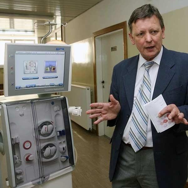 - W konkursie brały udział 52 szpitale z całej Polski - mówi Janusz Solarz, dyrektor SW nr 2.