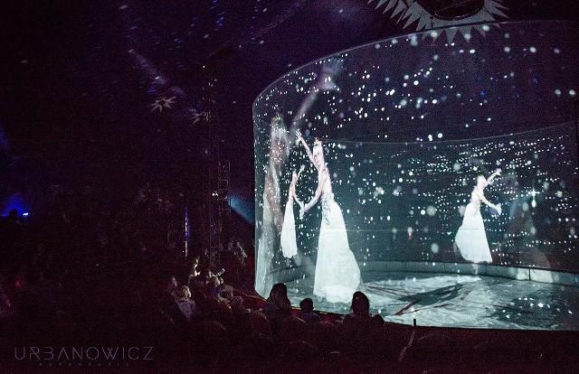 Do Gorzowa przyjedzie cyrk z hologramami zamiast dzikich zwierząt.