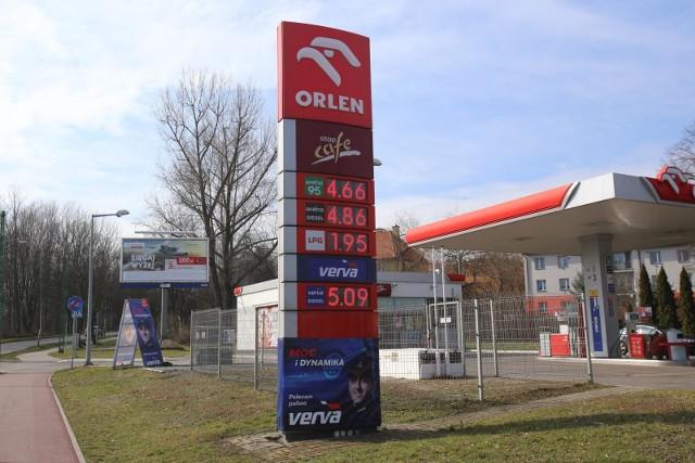 Dziś taniej niż na polskich stacjach kupimy benzynę jedynie w Rumunii, ON jest droższy tylko w 5 krajach Europy.