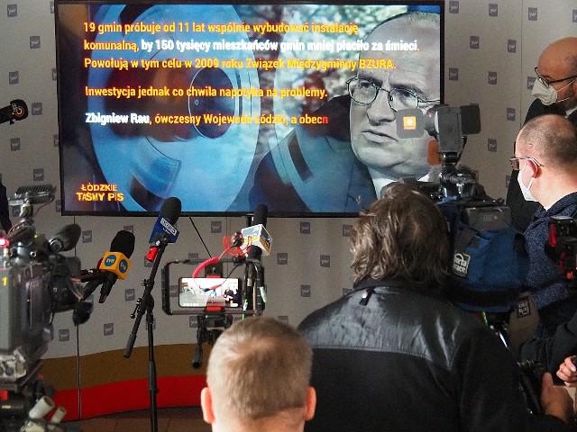 """Odblokowanie dotacji na dokończenie instalacji przetwarzania odpadów budowanej przez Związek Międzygminny Bzura miało być możliwe po zmianie zarządu na ludzi """"życzliwych"""" marszałkowi województwa łódzkiego, czyli Grzegorzowi Schreiberowi (PiS) - wynika z rozmowy nagranej na spotkaniu wspólników Bzury. Czytaj dalej na kolejnym slajdzie: kliknij strzałkę w prawo"""