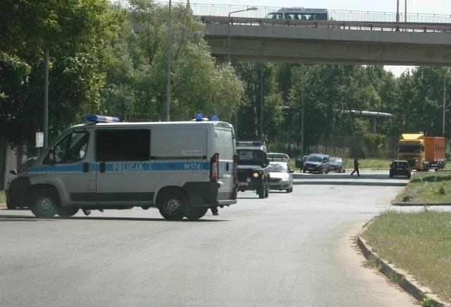 Mail o podłożonej bomie wąglikowej dotarł również do Urzędu Celnego w Szczecinie.