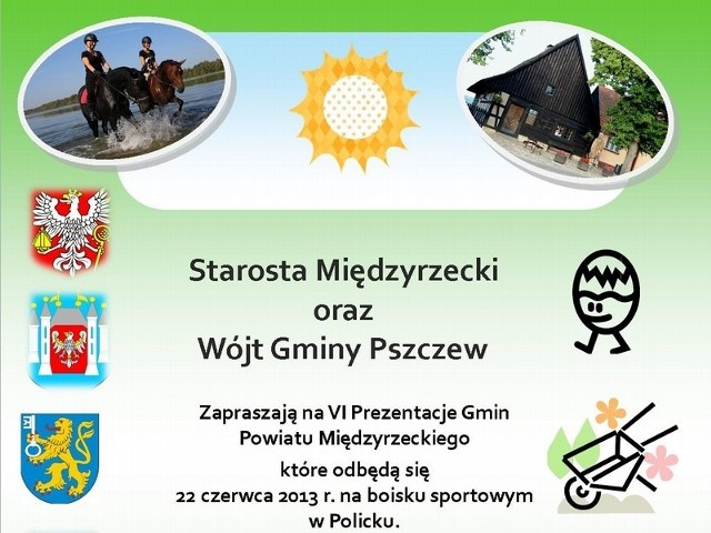 Ruszyły przygotowania do VI Prezentacji Gmin Powiatu Międzyrzeckiego.