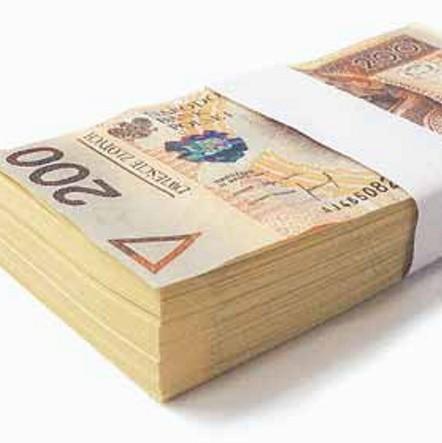 Średnia płaca to 2,6 tys., najwyższych urzędników - aż 9 tys. zł
