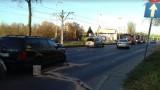 Uwaga wypadek! Na ul. Pabianickiej zderzyły się cztery samochody [zdjęcia]