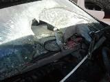 Na Jaracza płonął samochód [zdjęcia, nowe fakty]