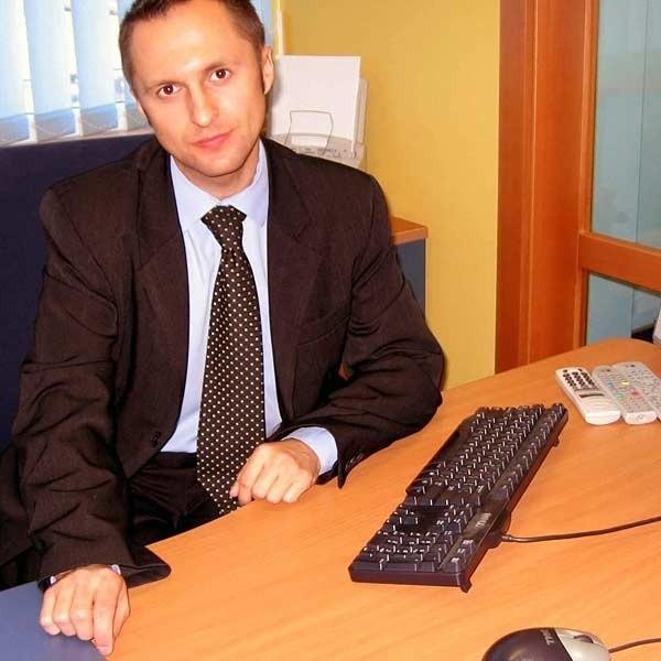 - Ja się ludzi nie boję  - mówi radny Dariusz Przytuła.