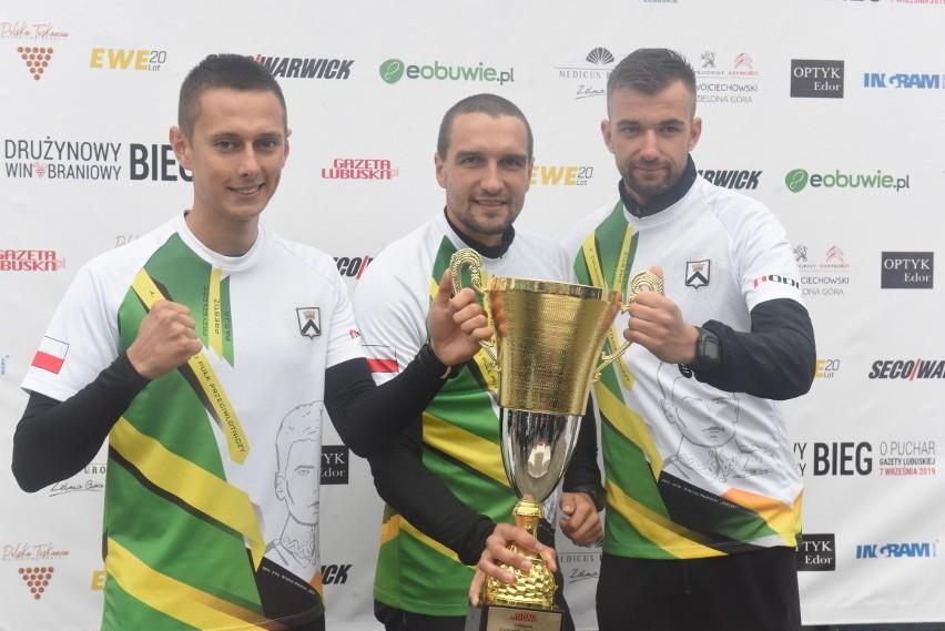Nowosolscy biegacze zdominowali rywalizację w Drużynowym...
