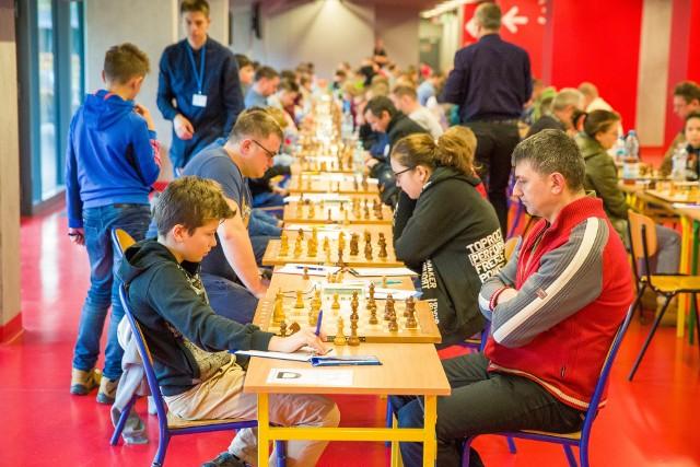 W białostockim memoriale Ludwika Zamenhofa zagrało kilka pokoleń szachistów