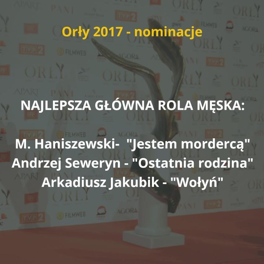 Znamy już nominacje do tegorocznych Orłów, czyli nagród Polskiej Akademii Filmowej. Film rekordzista otrzymał aż 14 nominacji w różnych kategoriach! Zobacz!Przejdź do kolejnego slajdu --->