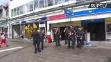Atak nożownika w Hamburgu. Zginęła jedna osoba