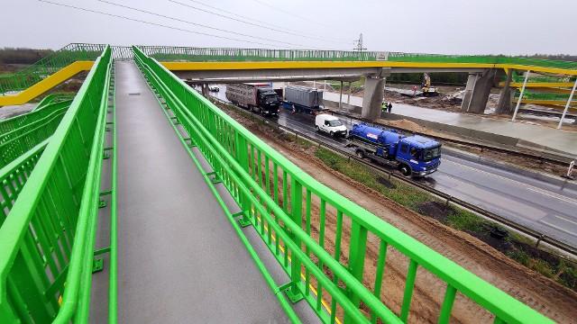 Między Tuszynem a Częstochową wciąż trwają prace