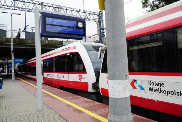 Wągrowiecki sanepid poszukuje osób, które podróżowały w ostatnich dniach szynobusem na linii Wągrowiec-Poznań.