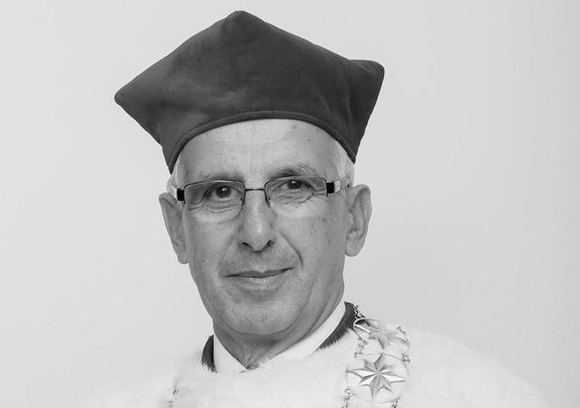 Prof. Edward Włodarczyk.