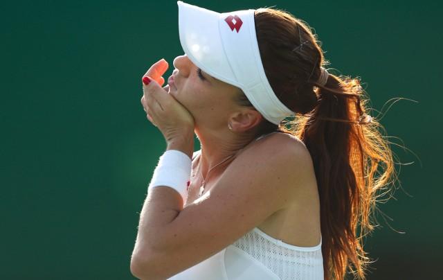 Agnieszka Radwańska drugi raz z rzędu odpadła w pierwszej rundzie singlowego turnieju olimpijskiego. W Rio wystąpi jeszcze w mikście