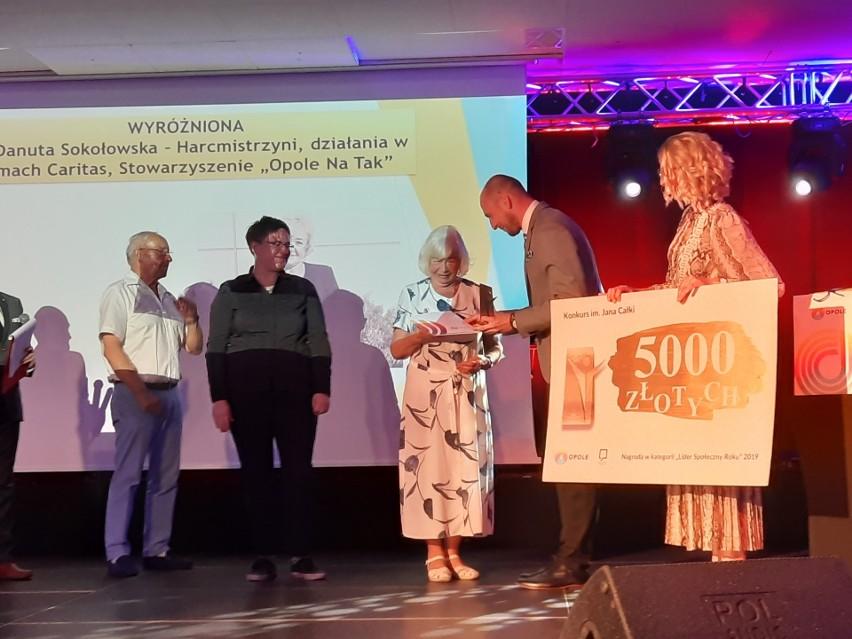 Konkurs im. Jana Całki. Wręczono nagrody dla społeczników i organizacji pozarządowych
