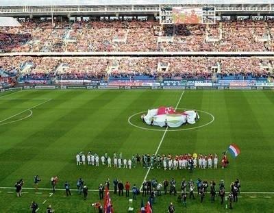 Budowa stadionu Wisły kosztowała 539 mln zł Fot. Wojciech Matusik