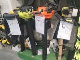 Ekologiczne narzędzia do ogrodu  - wszystko na akumulator. To się może opłacić...
