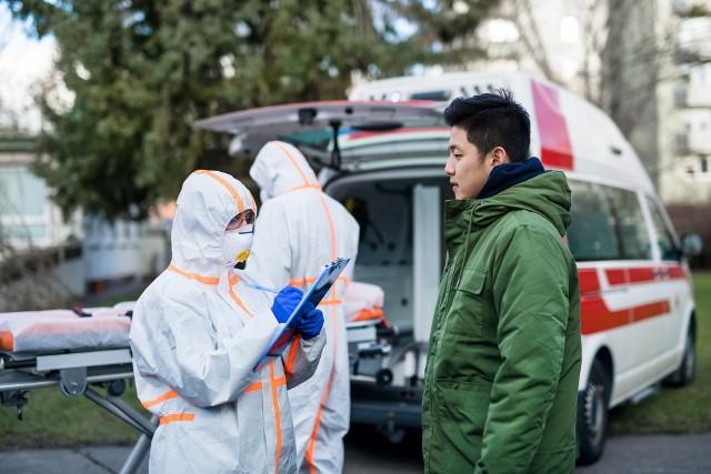 Chiny wracają do sił. Koronawirus w Wuhan słabnie z dnia na dzień.