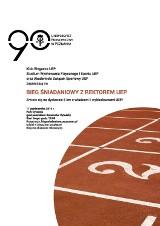 Lekka atletyka: Śniadanie w biegu z rektorem UEP