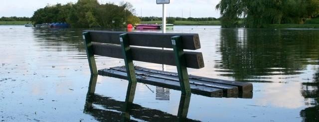 Bogatynia została zalana, Zgorzelec na szczęście obronił się przed wielką wodą.