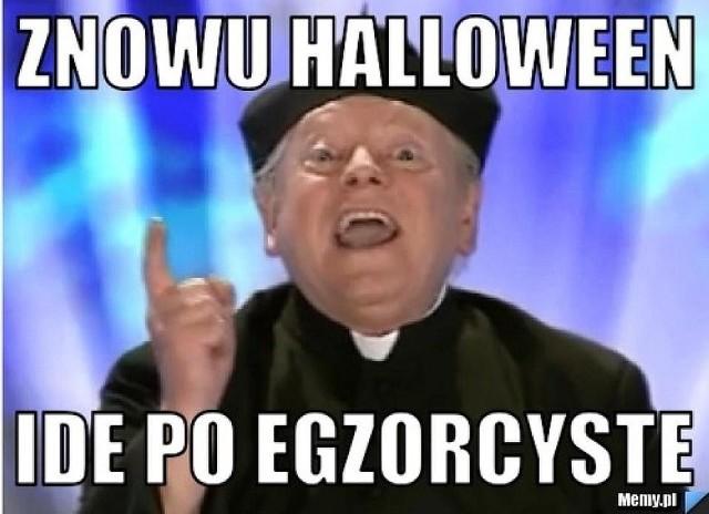 Najlepsze MEMY na Halloween 2021