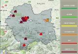 Ogromny smog nad Krakowem - 1200% normy [DANE GODZ. 22]