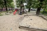 Poznań: Mieszkańcy Jeżyc walczą o plac zabaw przy ul. Mickiewicza [ZDJĘCIA]