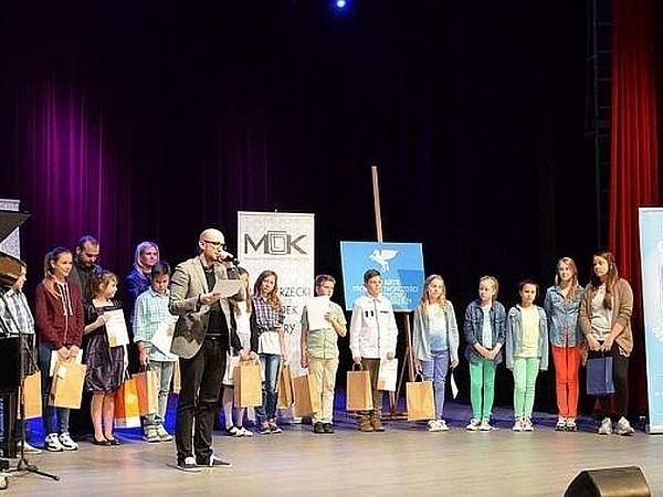 W sobotę w Międzyrzeczu odbył się Lubuski Dziecięcy Festiwal Piosenki.