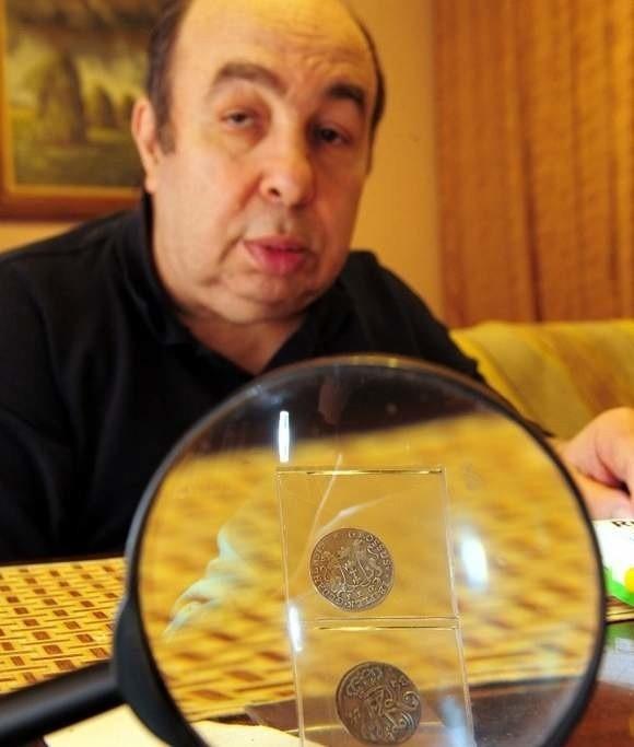 Tadeusz Iger - właściciel unikalnej kolekcji monet - postanowił przekazać ją muzeum, tuż przed śmiercią.