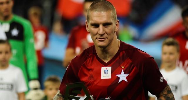 Zdenek Ondrasek był piłkarzem Wisły Kraków w latach 2016-2018