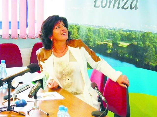 Łomża. Rodzimy biznes ma szansę pokazać się w świecie.Bożena Czaja, wiceprezes Polskiej Agencji Informacji i Inwestycji Zagranicznych zachęcała wczoraj przedsiębiorców z Łomży do wspólnego szukania partnerów
