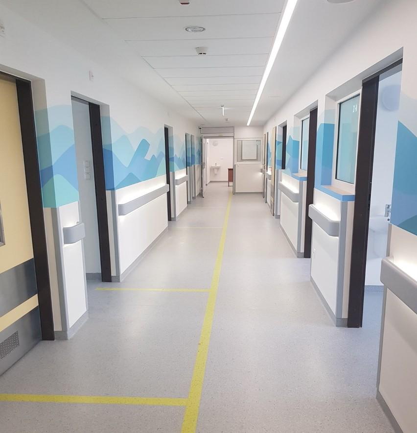 Nowy oddział pediatryczny w Szpitalu św. Wincentego a Paulo w Gdyni