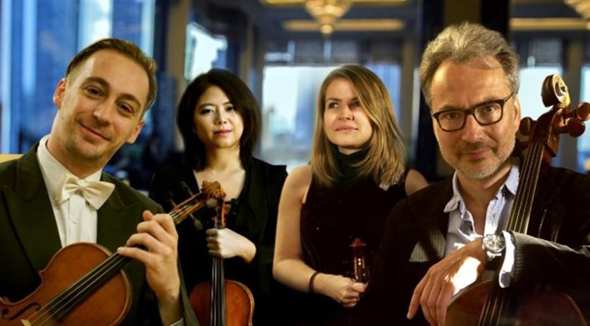13 kwietnia Radio String Quartet zagra w Poznaniu muzykę Krzysztofa Komedy