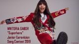 """Eurowizja Junior 2019 Gliwice, Wiktoria Gabor, reprezentantka Polski na konkurs piosenki zaśpiewa hit """"Superhero"""" [WYWIAD WIDEO]"""