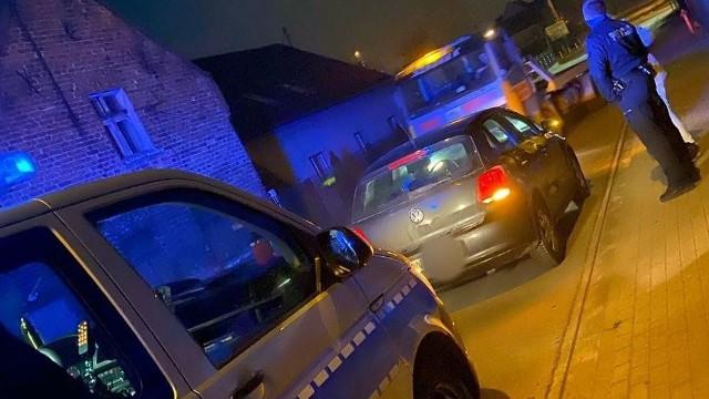 Pijana kobieta za kierownicą samochodu zatrzymana przez namysłowskich policjantów.