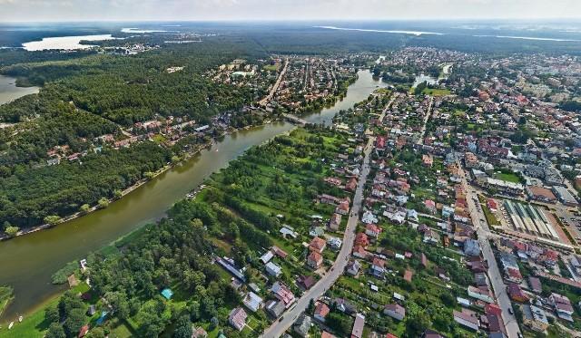 Panorama Augustowa