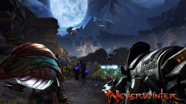 NeverwinterNeverwinter to darmowa gra MMORPG oparta na systemie  Dungeons & Dragons