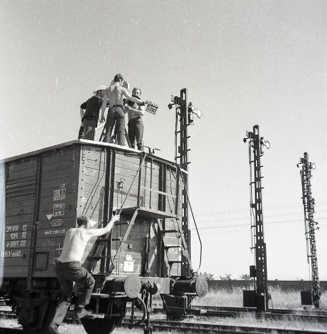 Stare zdjęcia z gminy Miastko