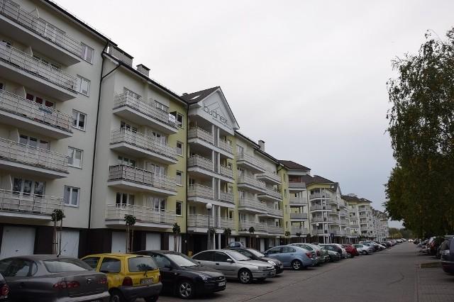 Osiedle Europejskie w Gorzowie