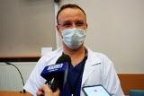 """""""To krzyk rozpaczy"""". Akcja szefów klinik SPSK1 zachęcająca mieszkańców regionu do zaszczepienia się przeciwko koronawirusowi SARS-CoV-2"""