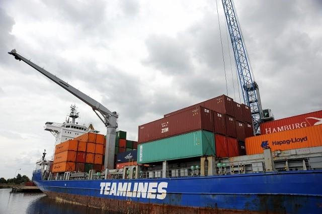 Zerowy VAT zwiększy konkurencyjność naszych portów.