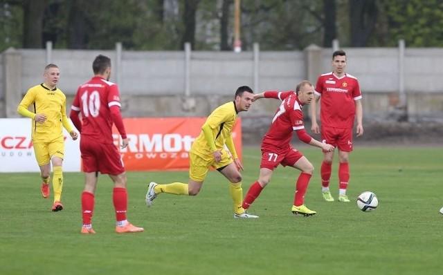 Wierzymy, że Kamil Bartosiewicz będzie grał znacznie lepiej